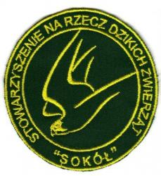 Society's badge