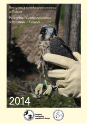 Peregrines 2014 - 16 pages wall calendar
